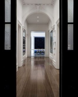 Which Direction Should You Run Your Wood Flooring  Well        DESIGNED Which direction to run wood flooring   Designer  Katon Redgen Mathieson    Image source