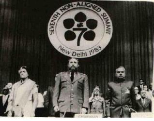 Fidel at NAM