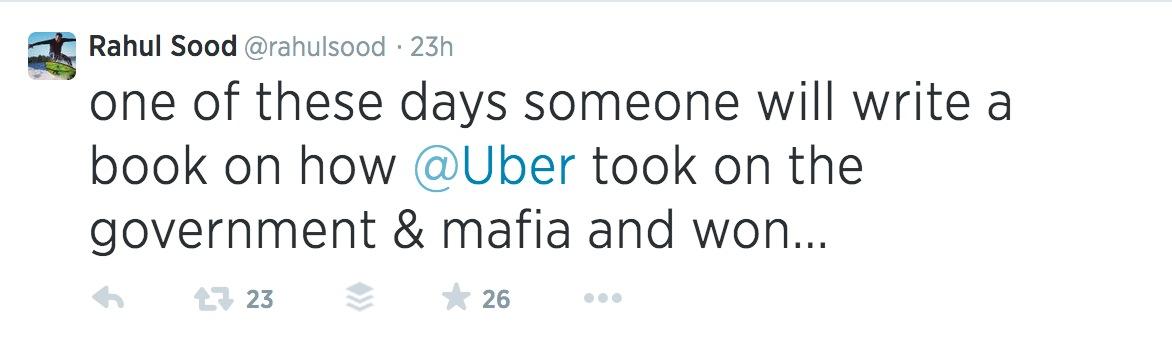 The Uber Myth