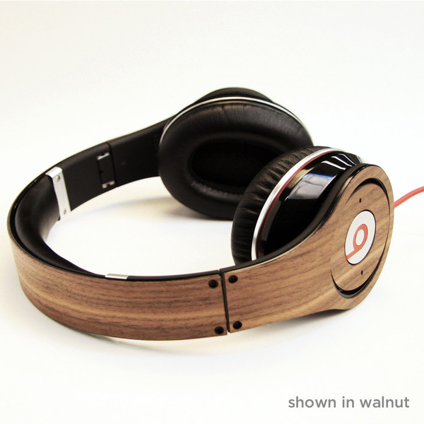 Beats covers in Walnut