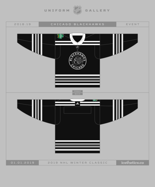 511728762 The Rink 0904-chicago-wc19+2 Blackhawks and Bruins Winter Classic Sweater  Concepts