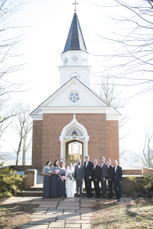 Trump Winery Wedding Charlottesville Wedding