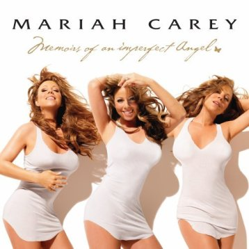 mariah carey memoirs of an imperfect angel album cover