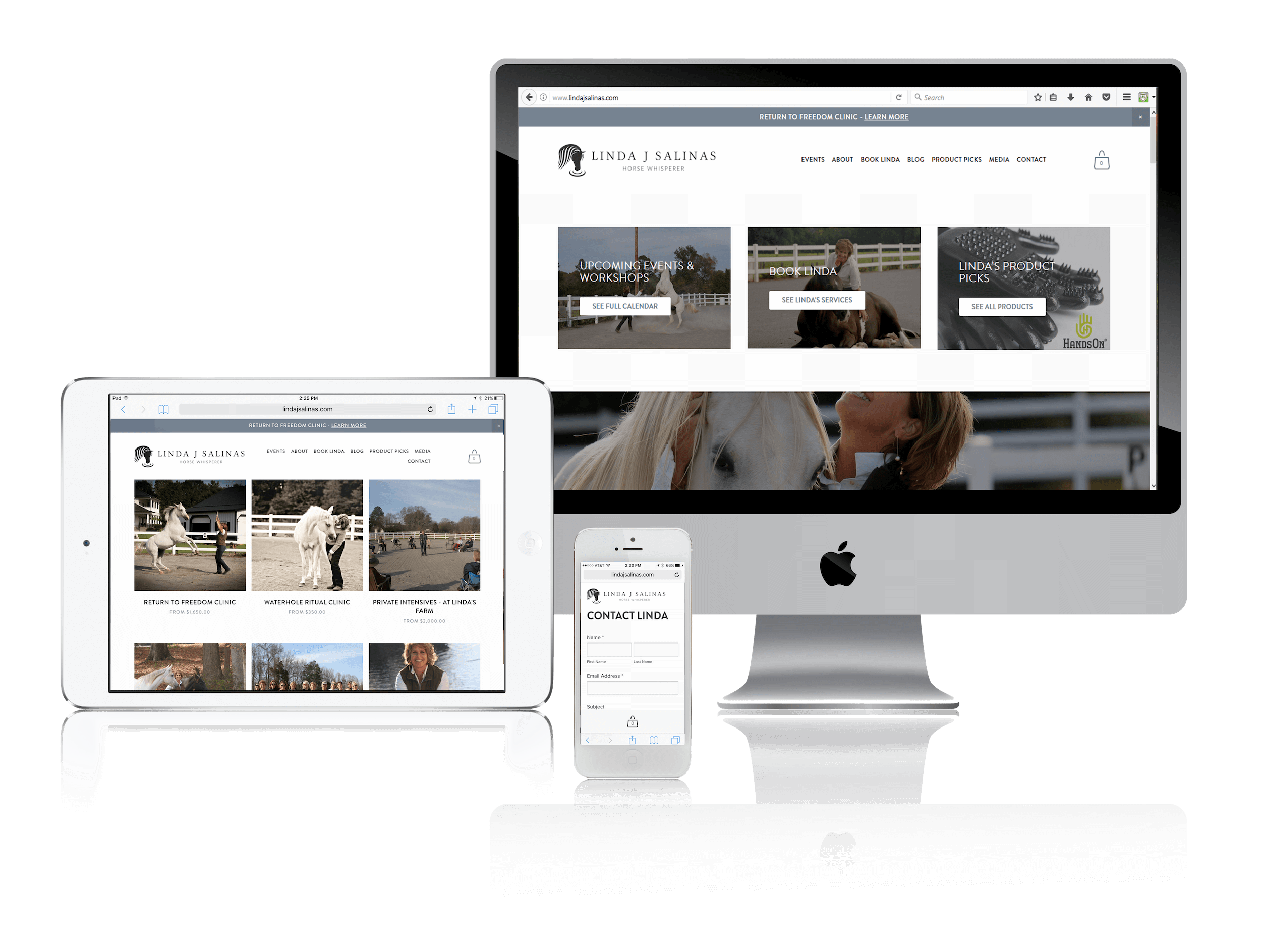Squarespace For Horse Trainers Fix8 Media