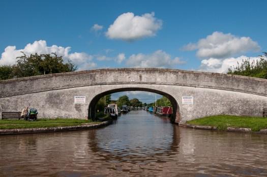 Barbridge Canal Junction