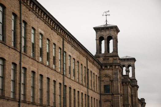 Salt's Mill at Saltaire