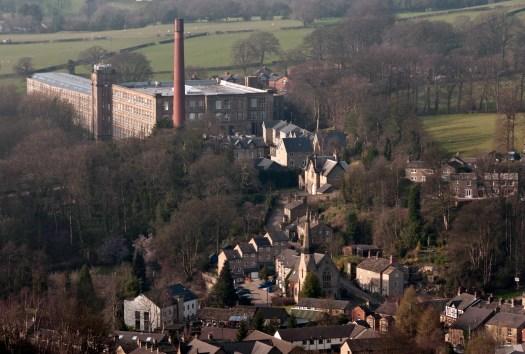 Clarence Mill, Bollington