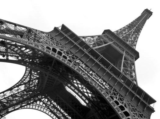 The Leaning Tower of Paris