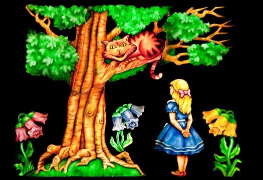 Alice in Blackpool Illuminations