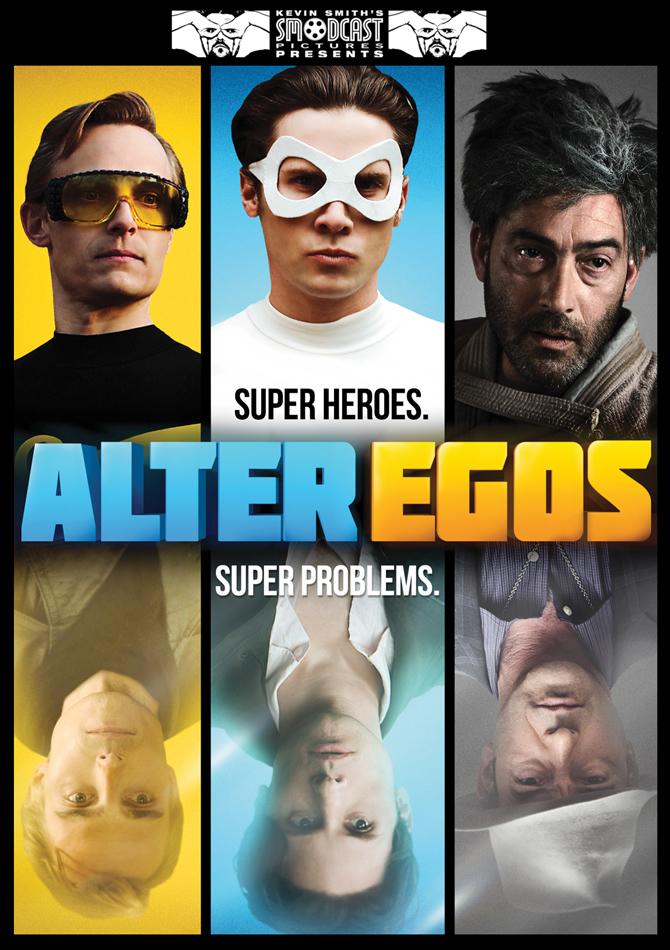 Poster do filme Alter Ego