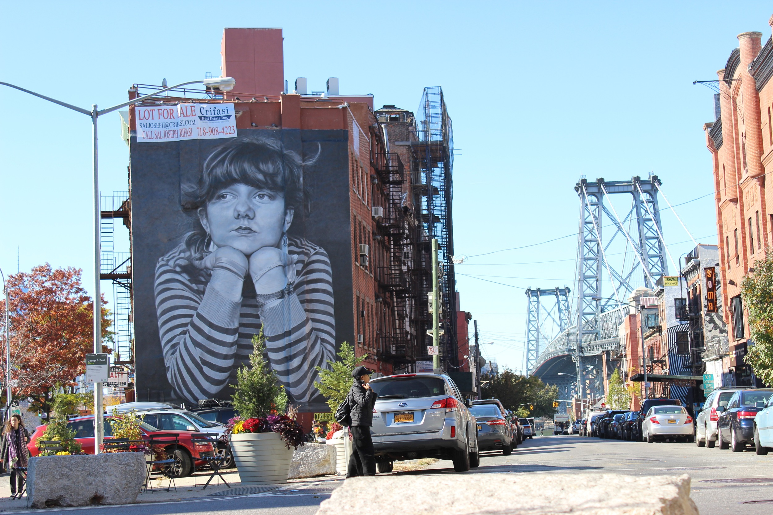 Williamsburg, Brooklyn.