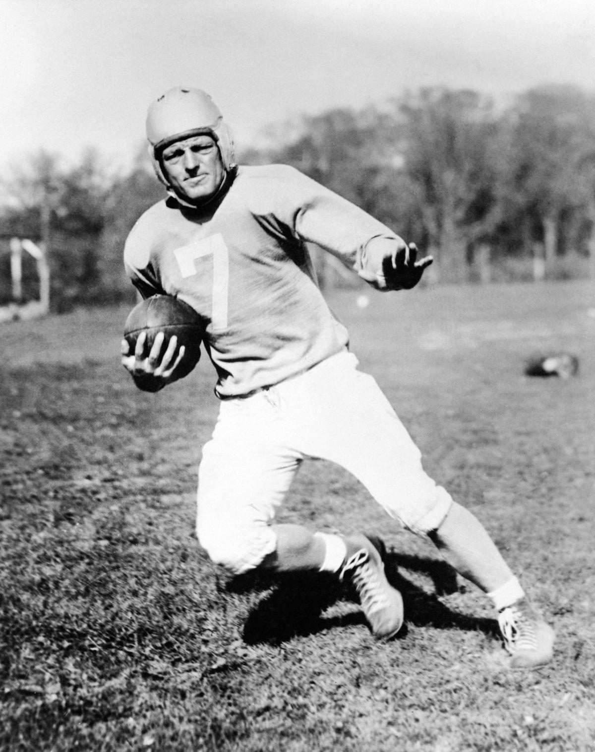 Photo Courtesy Pro Football Hall of Fame