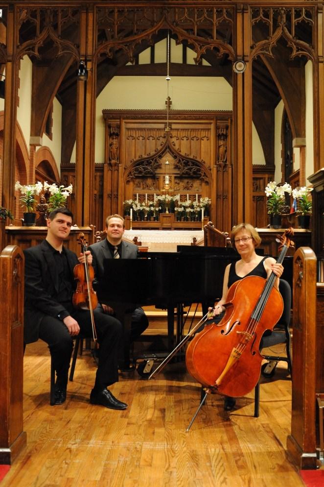 Filip Fenrych, Zahari Metchkov and Katherine Knight (Courtesy Zahari Metchkov)
