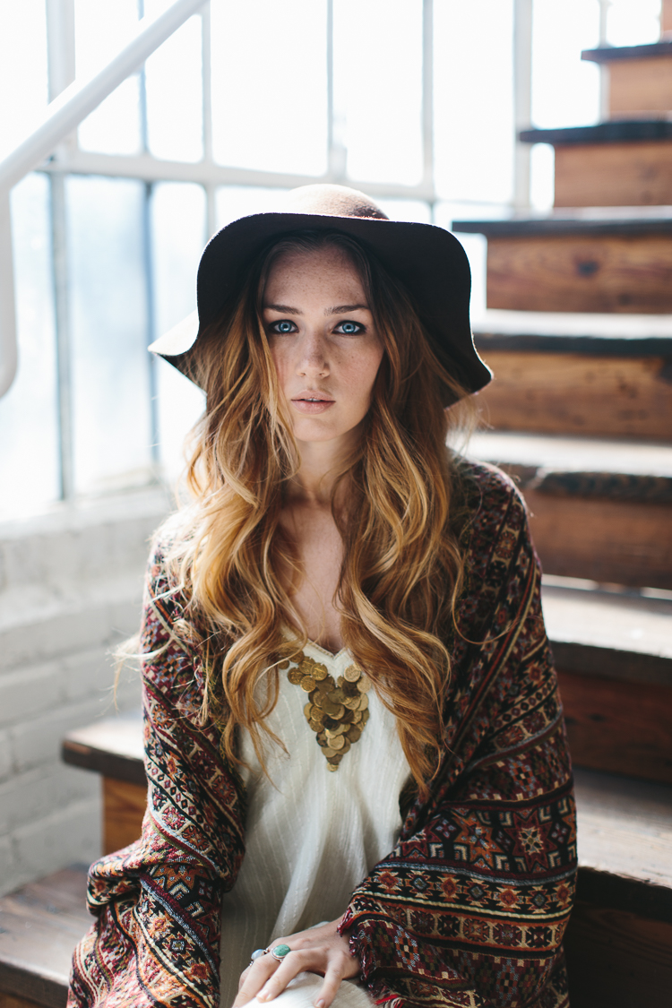 Free People Editorial Photo Shoot With Studio Crush