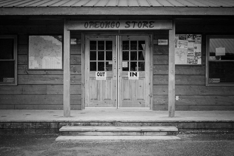 Opeongo Store Front