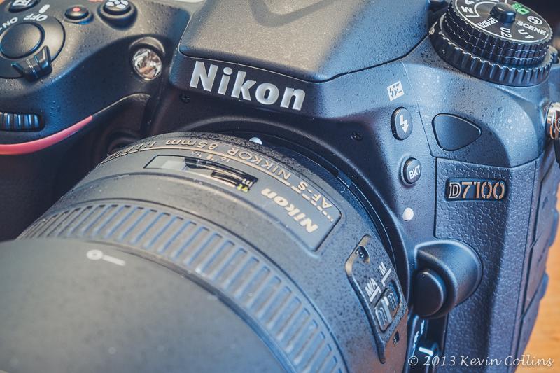 My Brand New Nikon D7100