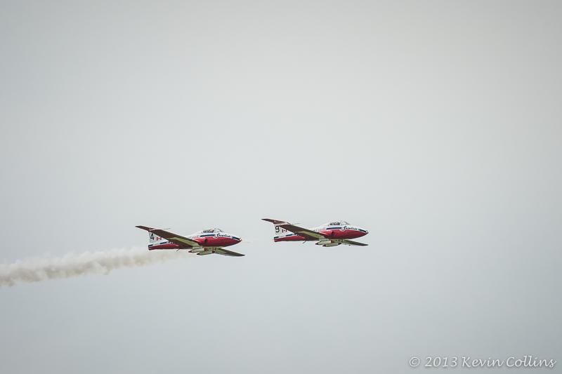 RCAF Snowbirds 4 & 9