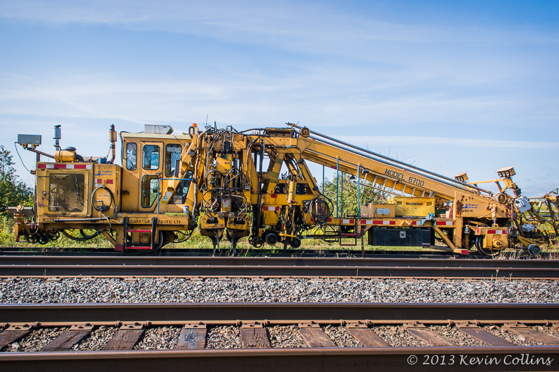 CP 5206-41 (Maintenance of Way Equipment)