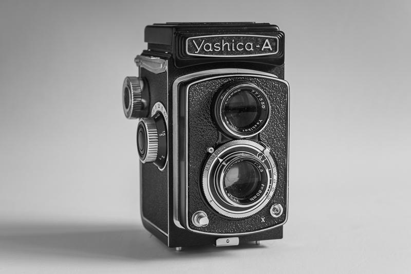 Yashica A (1958)