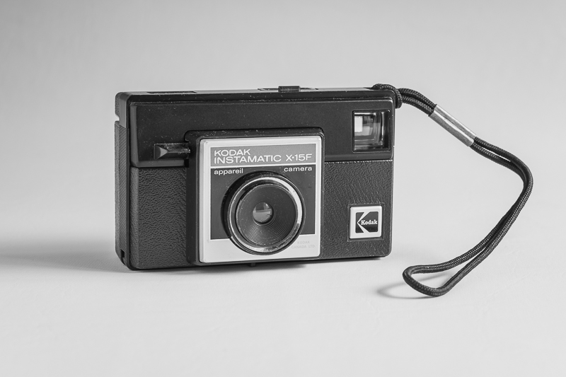 Kodak Instamatic X-15F (1976)