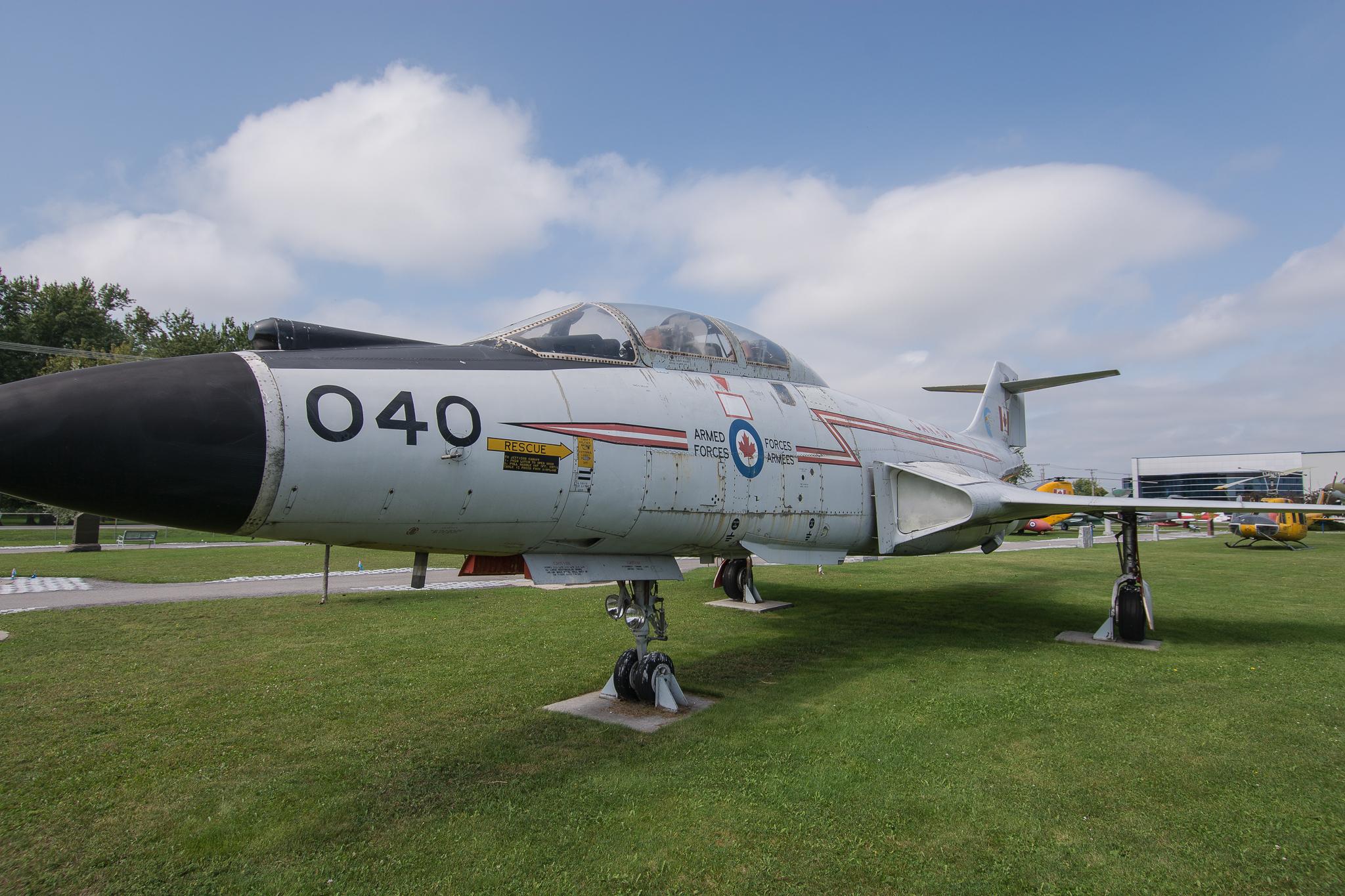 McDonnell Voodoo CF101 (1/800s, f/6.3, ISO100)