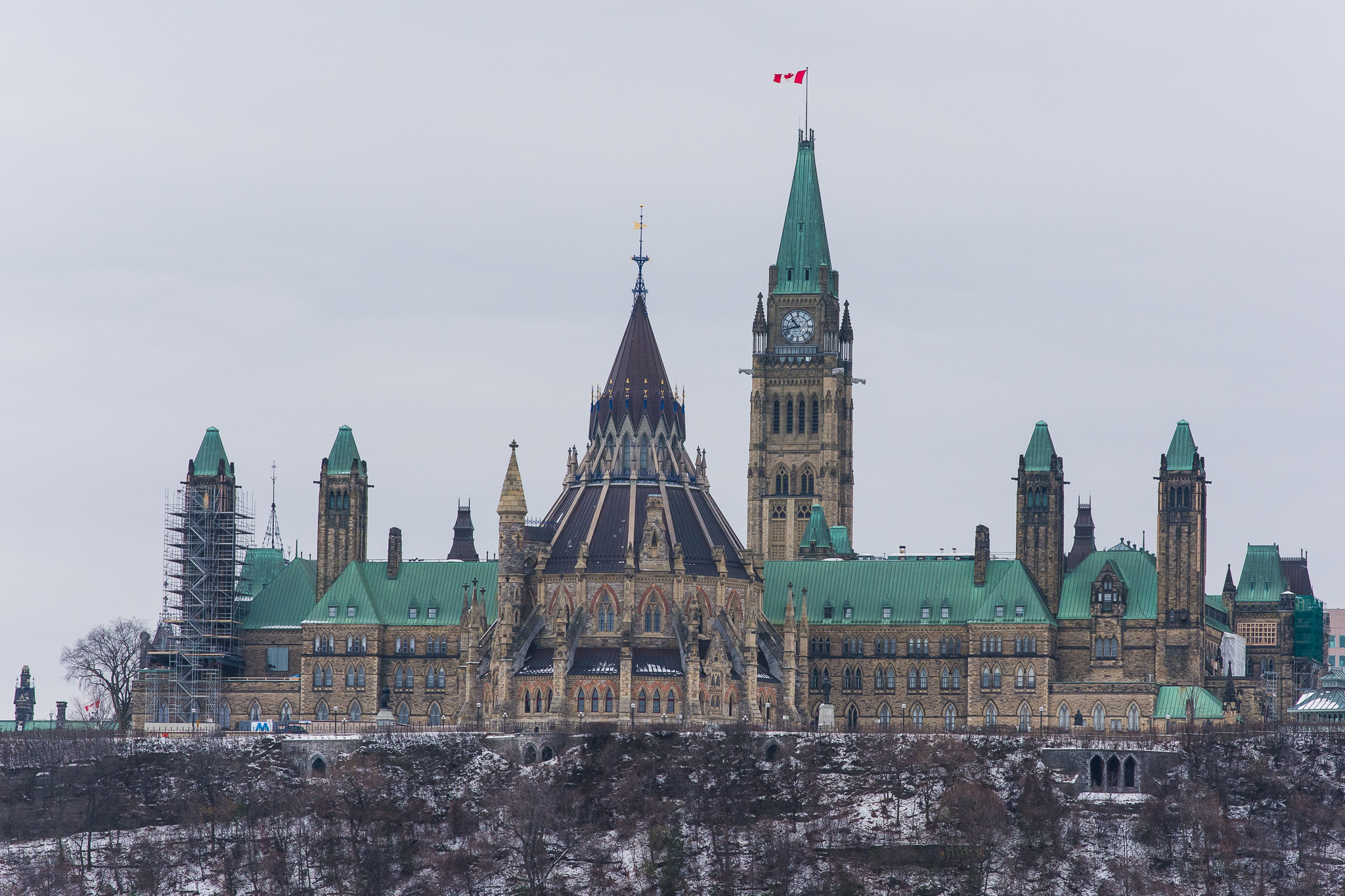 Parliament Hill (1/400s, f/10, ISO400)