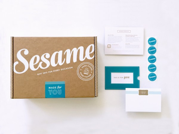 Sesame Gifts — Designed by Jaclyn