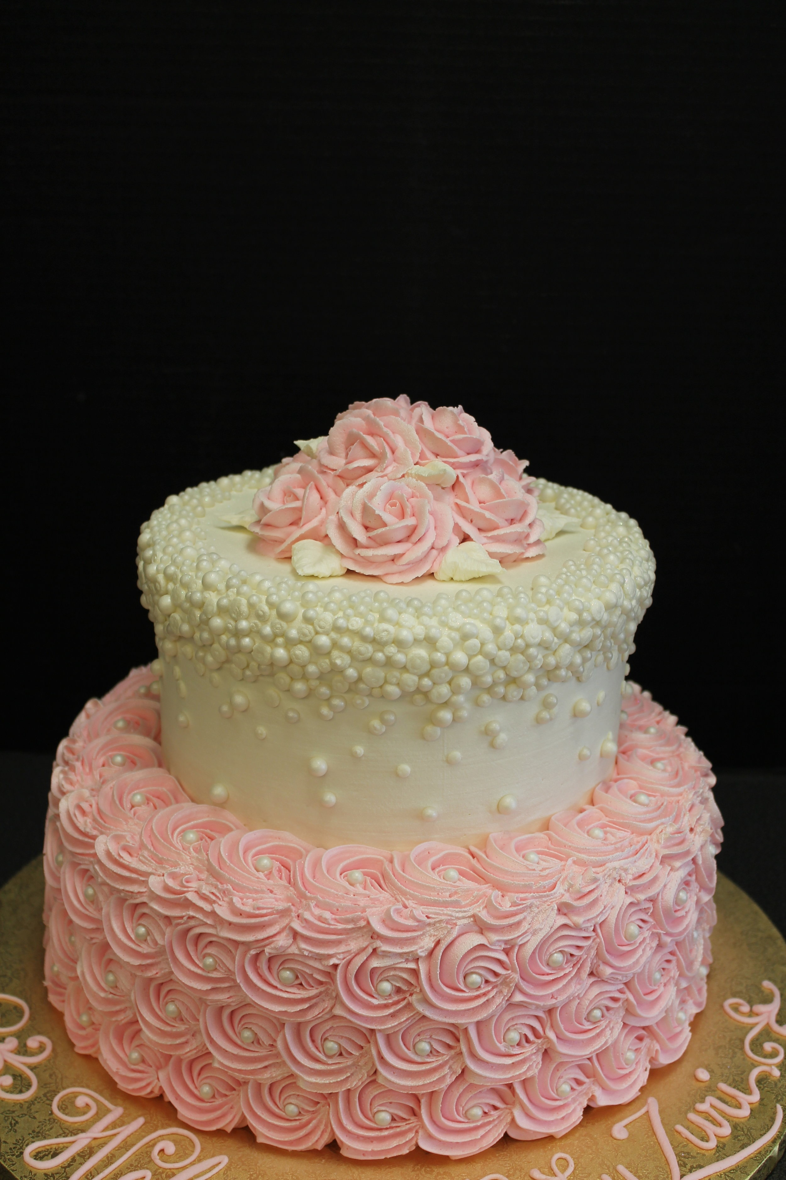 Bridal Shower Cakes Delaware County  PA     SophistiCakes Tier png
