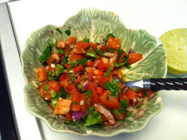 Salsa+2 Linda's Homemade Salsa