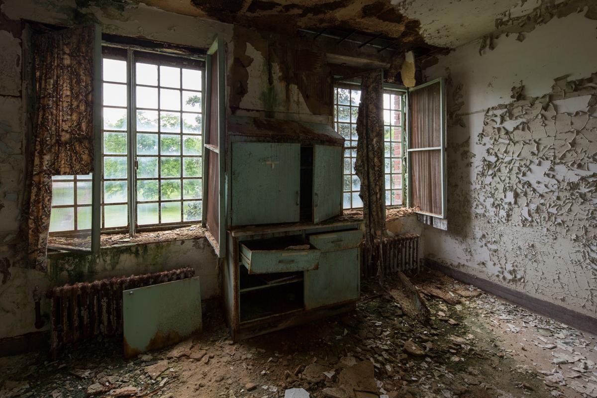 Greystone Hospital Haunted
