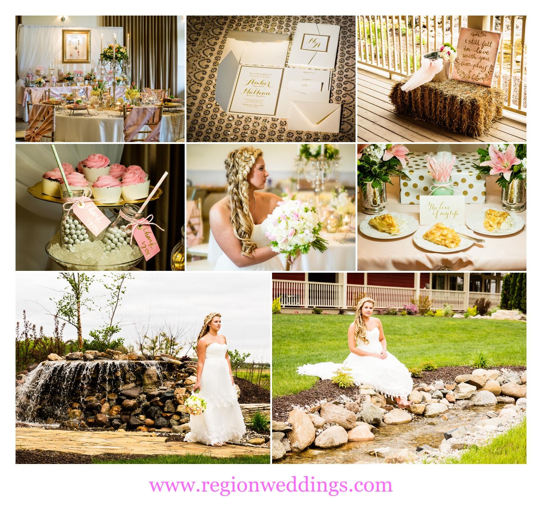 Weddings At Farmhouse Restaurant At Fair Oaks Farms