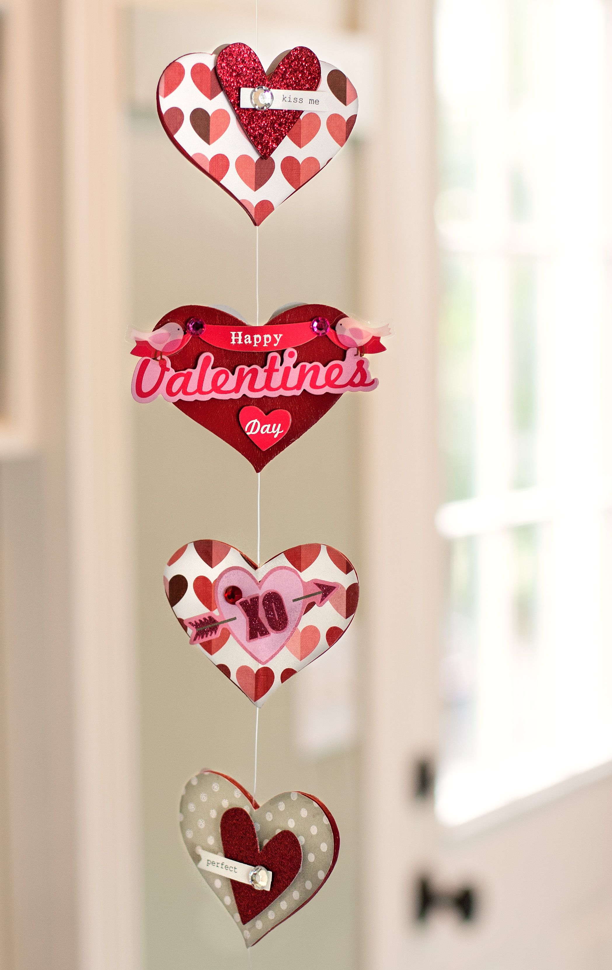 Holiday Decor Valentines Day Garland Me Amp My BIG Ideas