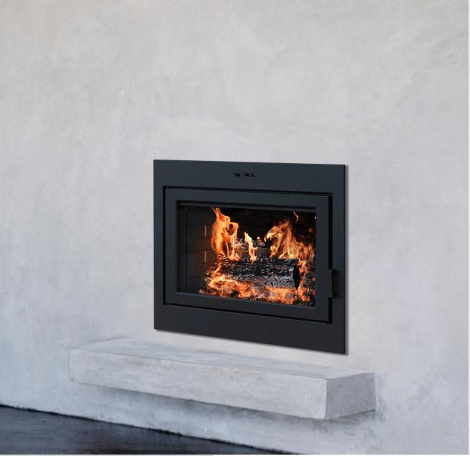 Zero Clearance Scotts Fireplace