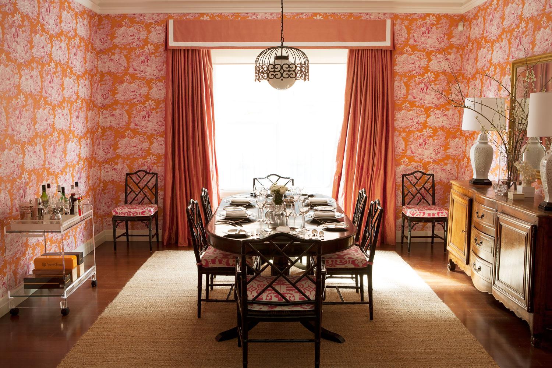 Dining Room Interior Design Diane Bergeron Interiors