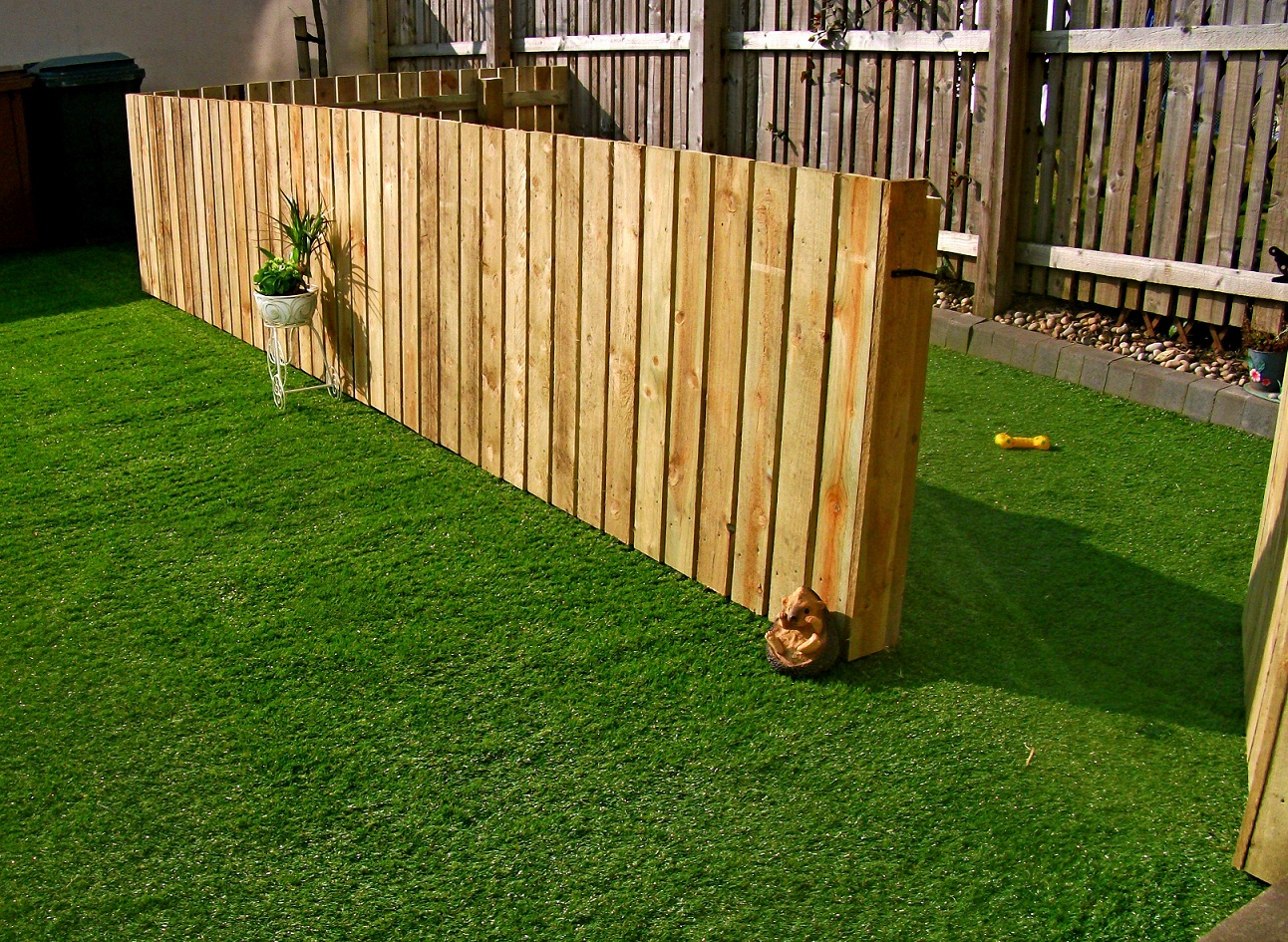 Make Dog Run Your Backyard