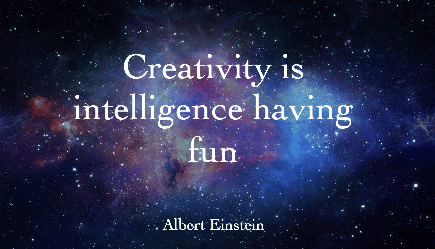 Creativity Is Intelligence Having Fun Arts Amp Crafts Ideas