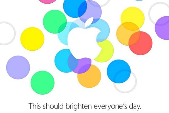 iPhone 5S και 5C τον Σεπτέμβριο του 2013
