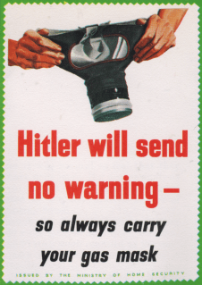 Hitler warning