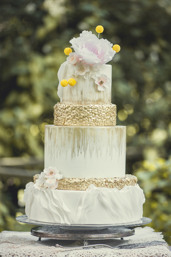 Rustic Garden Inspired Wedding Its Whimsical With A