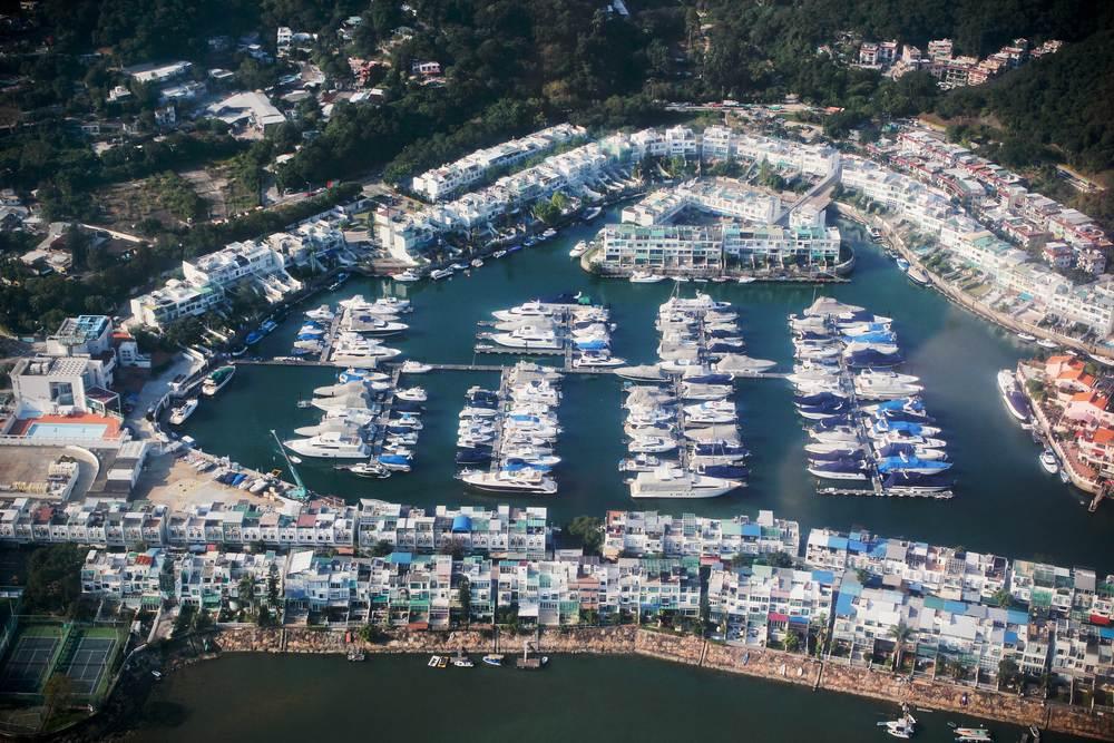 Marina CoveChina Pacific Marine