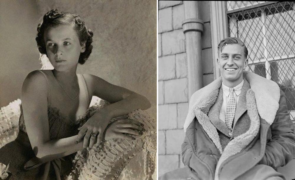 Ethel and Franklin Jr., source.