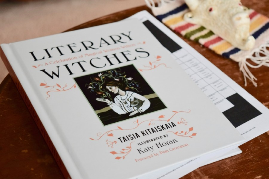 Literary Witches  A New Book Is Out Covering Magical And Sci Fi     Photo Amanda Linette Meder