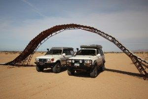 LX450  1997 Supercharged w Lockers — Overland The World