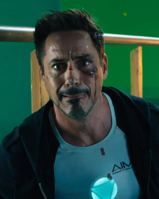 IRON MAN 3 Deleted Mandarin Scene And Robert Downey Jr