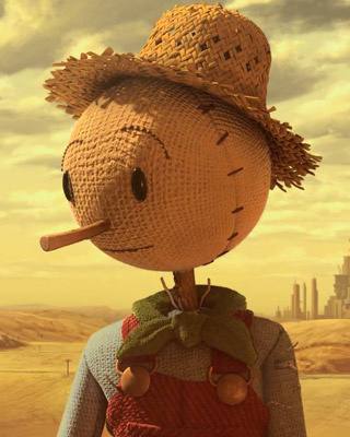 Chipotle Creates Great Animated Short Film THE SCARECROW