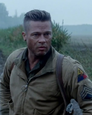 Stunning Trailer For Brad Pitts WWII Tank Movie FURY