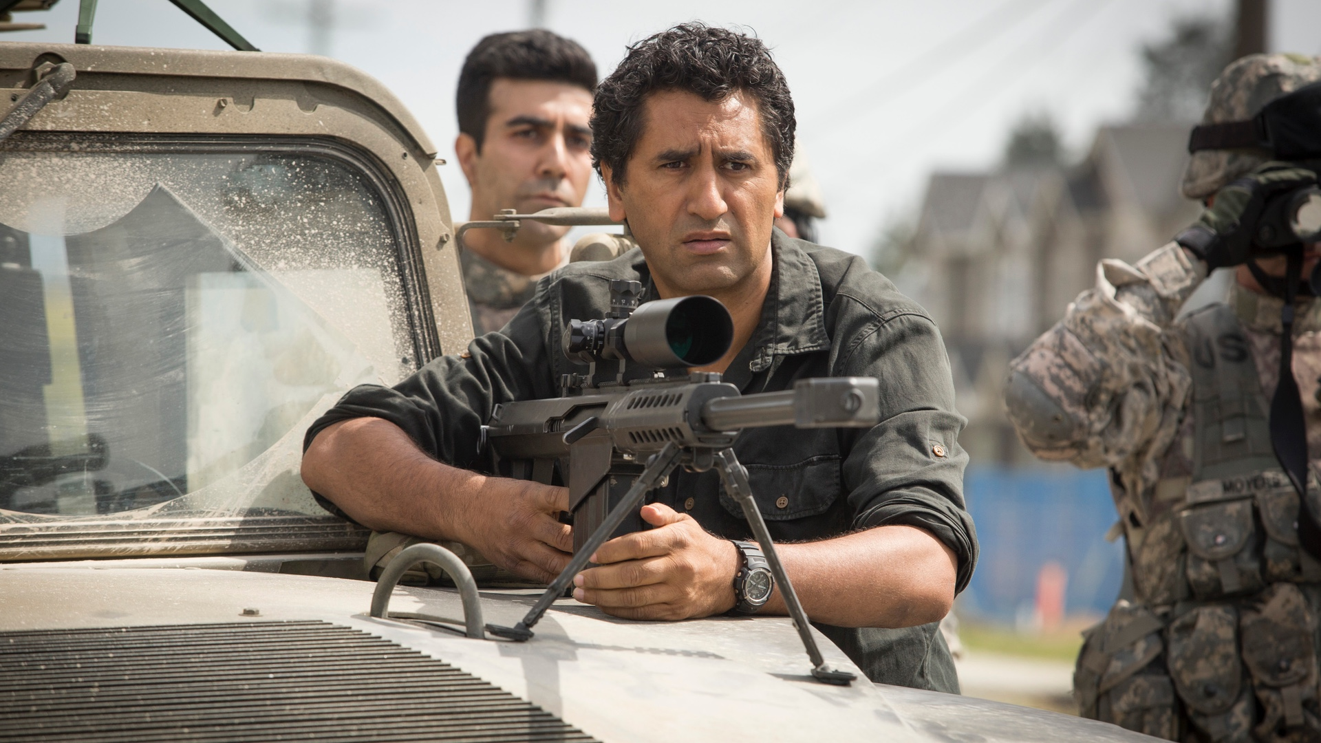 FEAR THE WALKING DEAD Star Cliff Curtis Joins Cast of ...