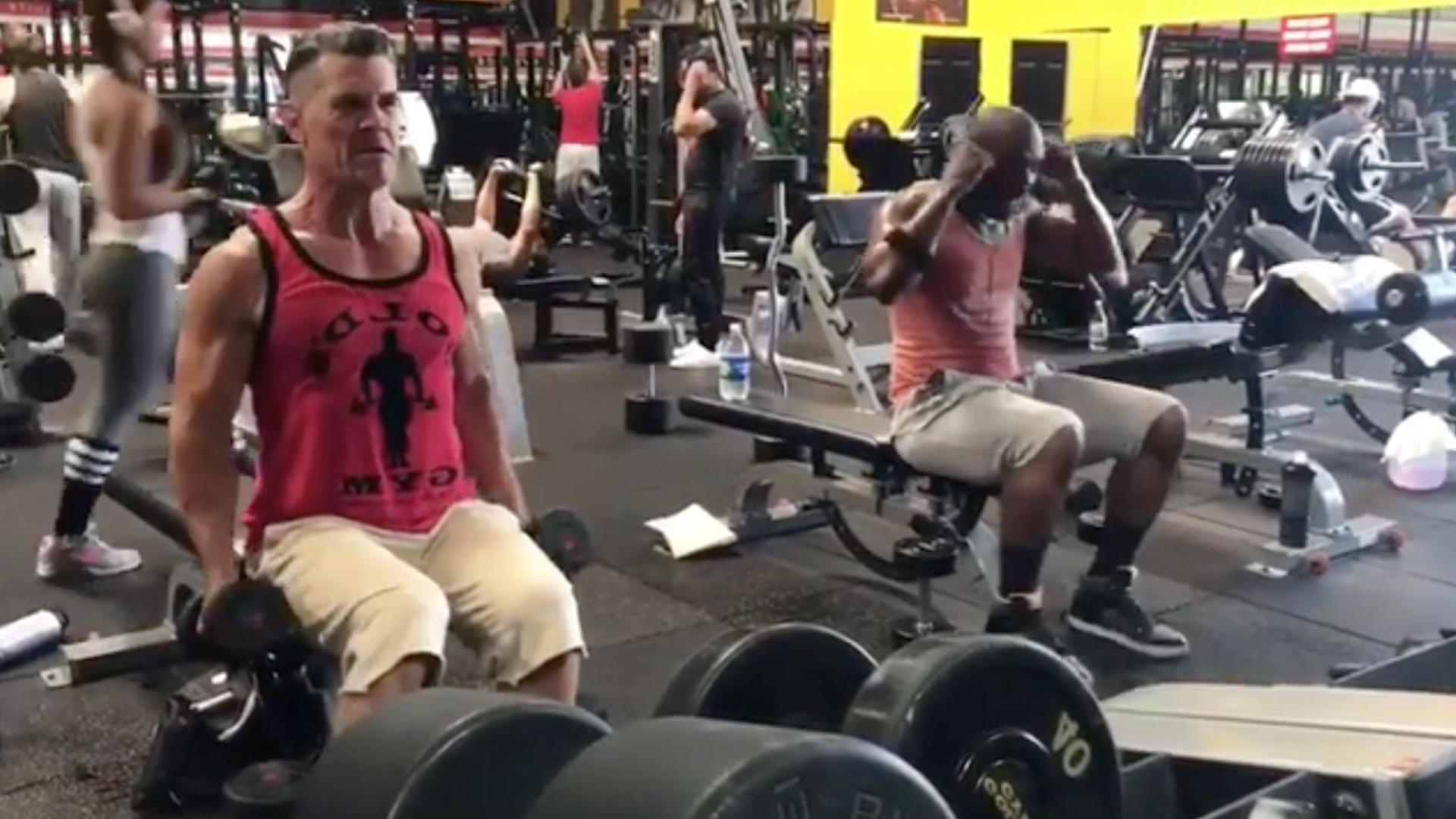 Josh Brolin Is Getting Jacked For His Role As Cable In