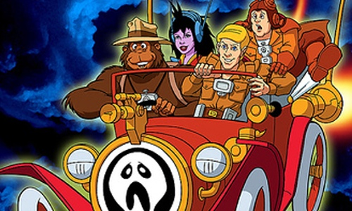 Ten 1980s Cartoons You Probably Don t Remember     GeekTyrant No  Ghost Busters is not a cartoon based on the movie Ghostbusters  But  it  was the success of that movie that made Filmnation resurrect the property