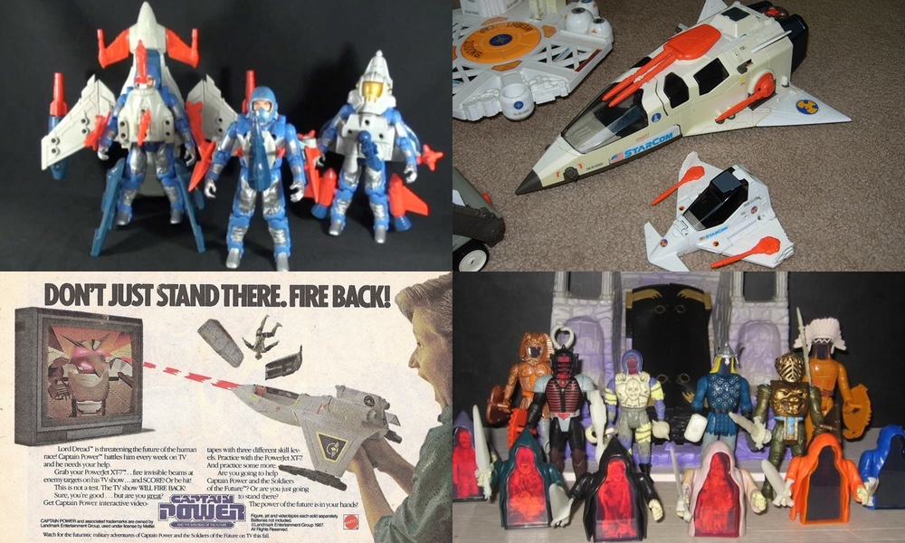12 1980s Toys You Might Not Remember     GeekTyrant Not long ago  I put together a list of 15 toys from the 1990s that you may  have forgotten about  I decided to go back in time a little further and  find some